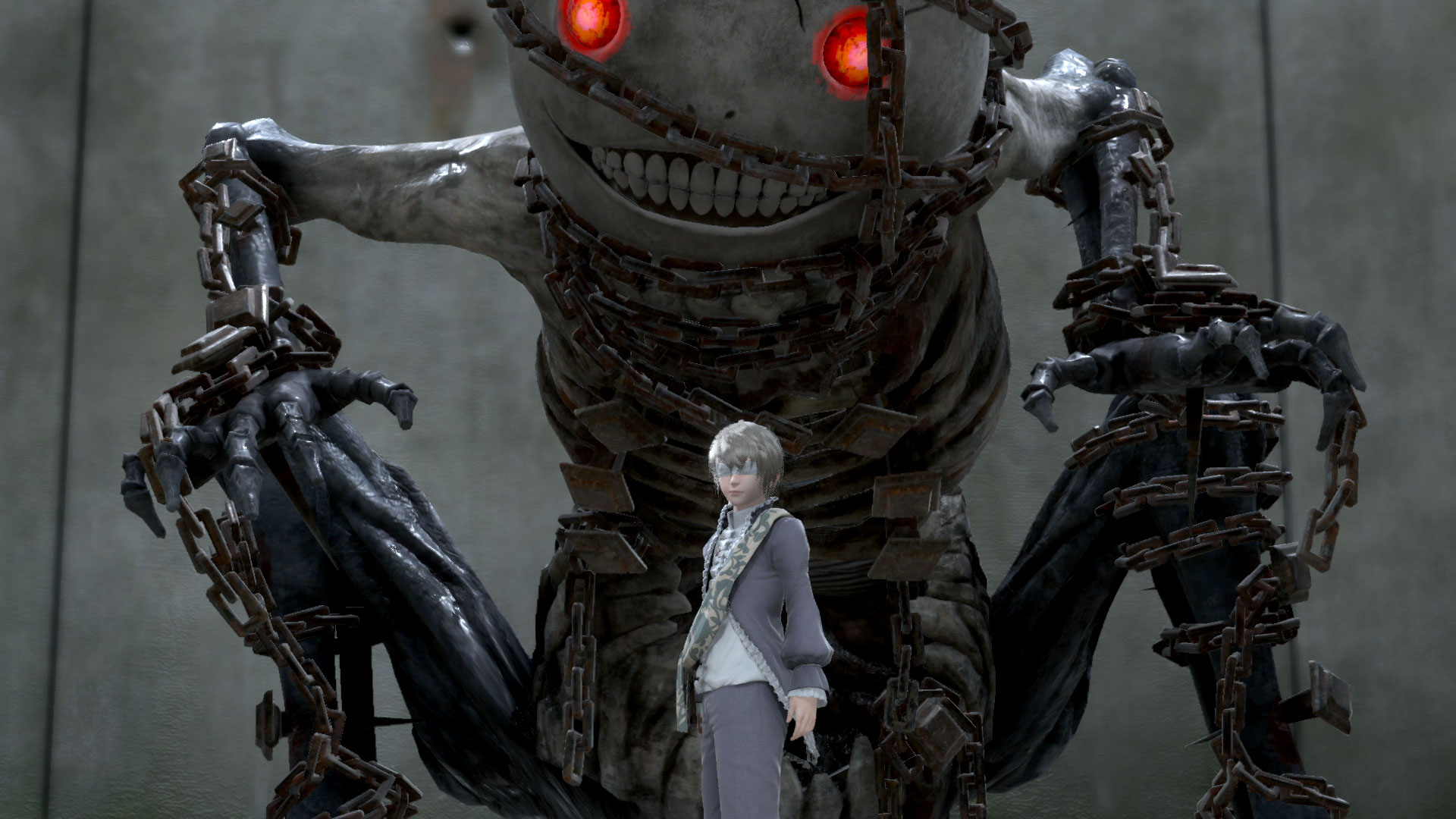 "NieR Replicant: le film d'ouverture intitulé ""Attract Movie"""