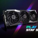 MSI annonce le nouveau produit phare Radeon RX 6900 XT GAMING X TRIO