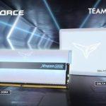 Team Group annonce les disques SSD XTREEM ARGB White et Delta MAX White