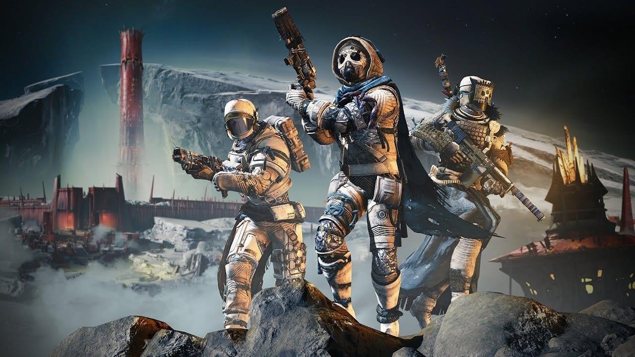 Destiny 2: Season of the Chosen - Bande-annonce du conte de l'homme mort