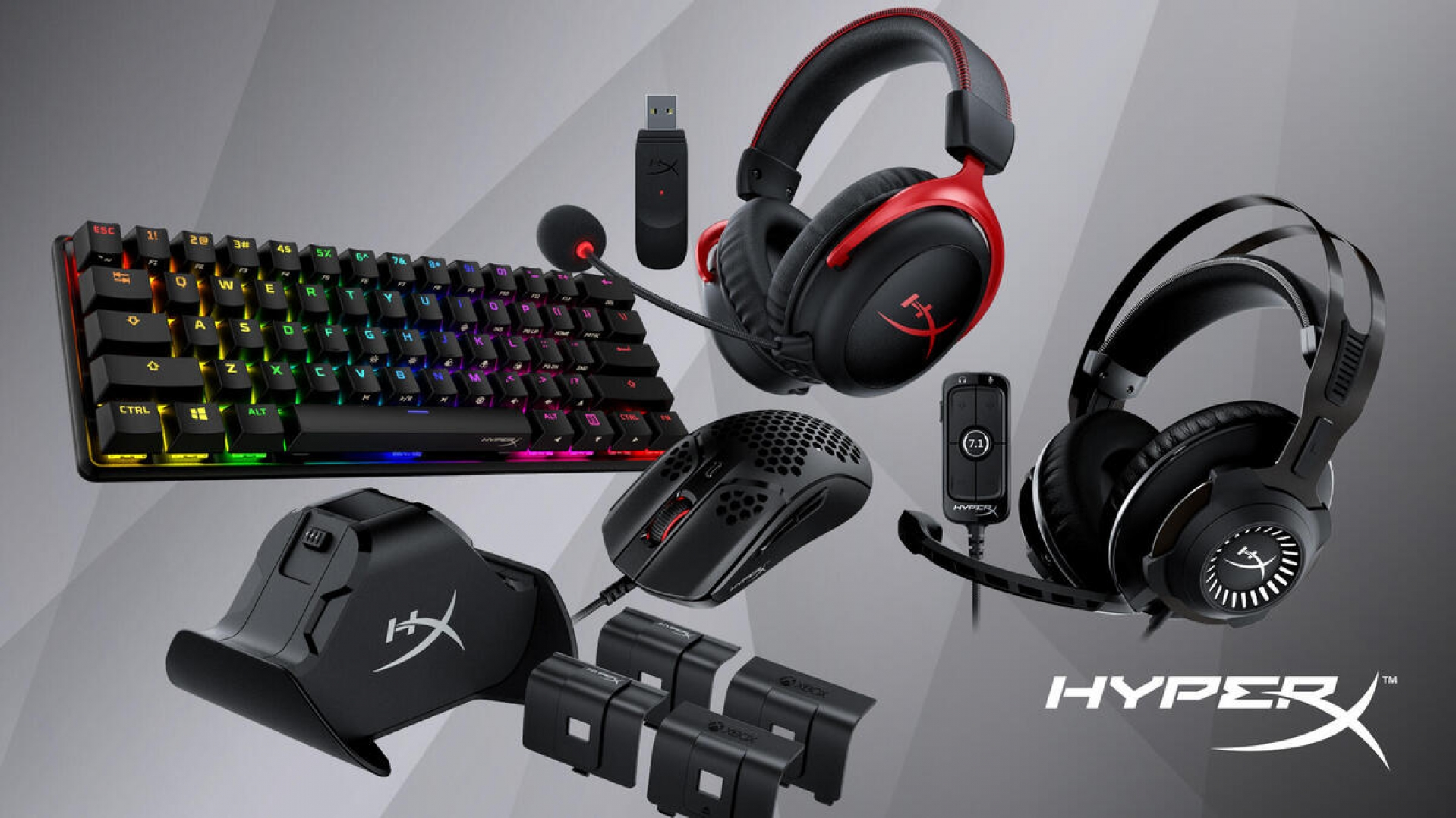 HP acquiert HyperX de Kingston pour 425 millions de dollars