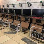 Les cybercafés se convertissent au minage de crypto-monnaie