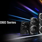 MSI lance cinq modèles de GeForce RTX 3060