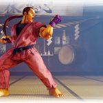 Street Fighter V - Le nouveau personnage Dan Hibiki