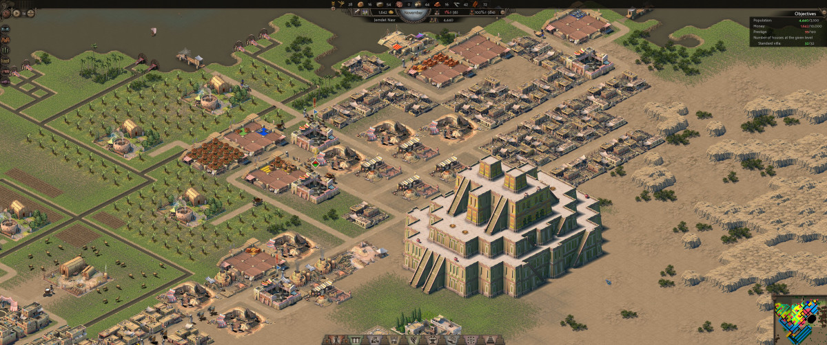 Revue de Nebucadnetsar - Plus comme NebuchadNAHzzar - Wolf's Gaming Blog