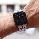 Marché de la smartwatch en déclin, leader Apple (et en croissance)