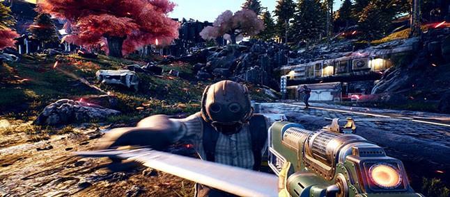 The Outer Worlds, 60fps sur Xbox Series X et PS5 avec le nouveau patch