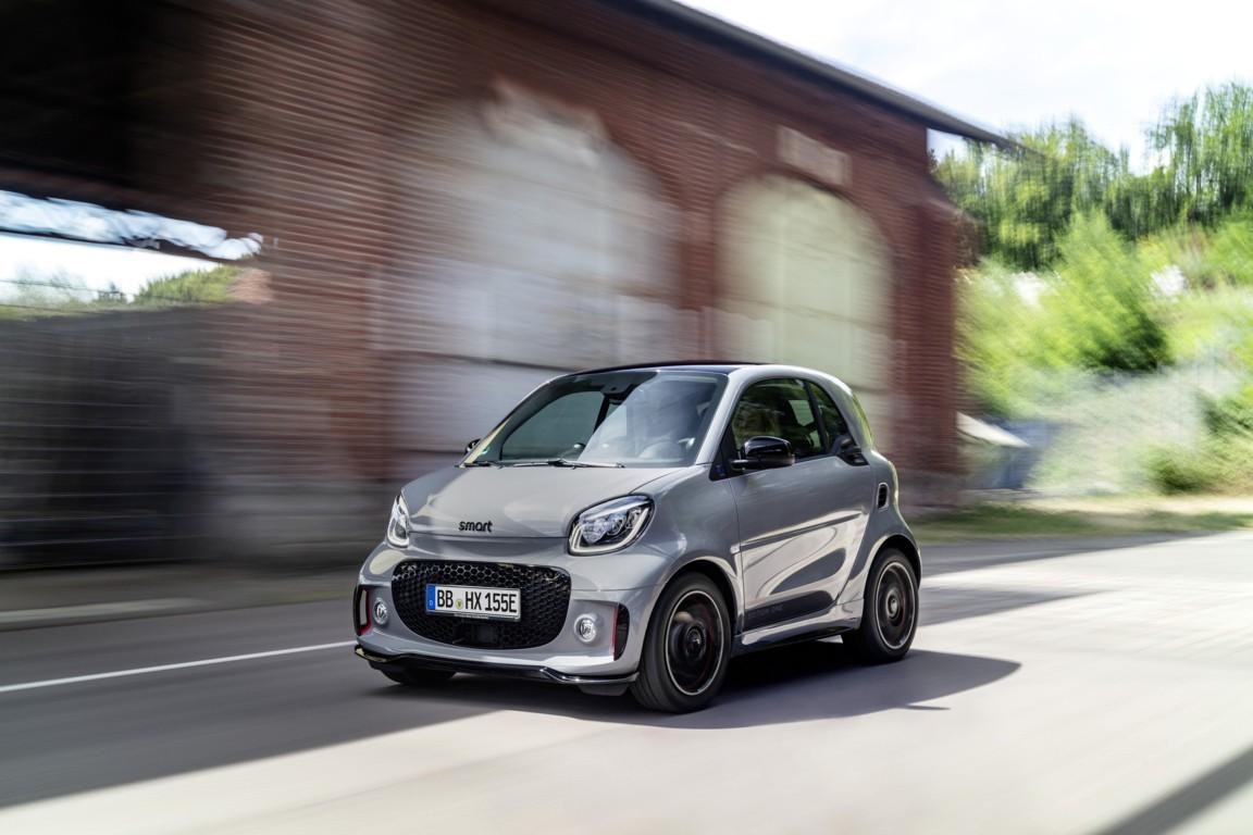 Smart: le concept du SUV électrique en septembre
