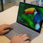 Microsoft Surface Laptop 4 fermer: Filtrez les détails des modèles AMD et Intel