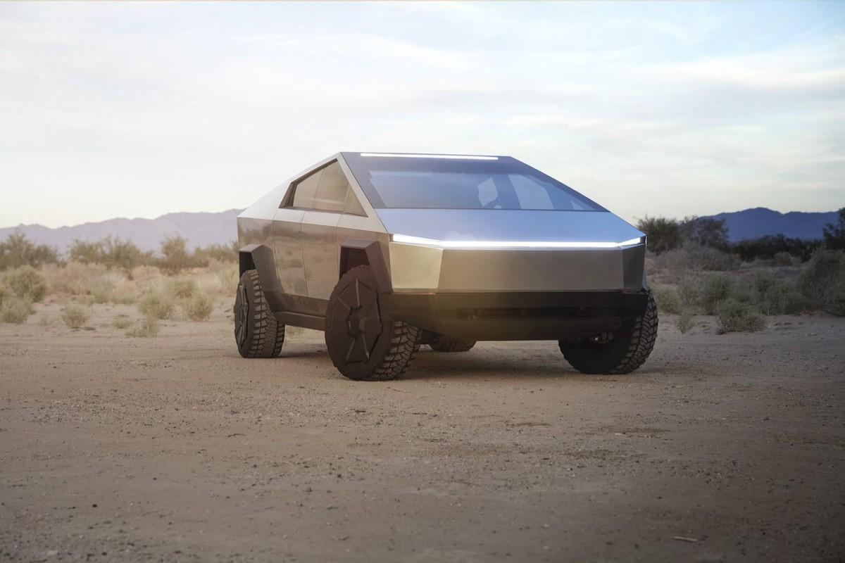 Tesla Cybertruck, nouvelle à venir au prochain trimestre: il sera produit au Texas