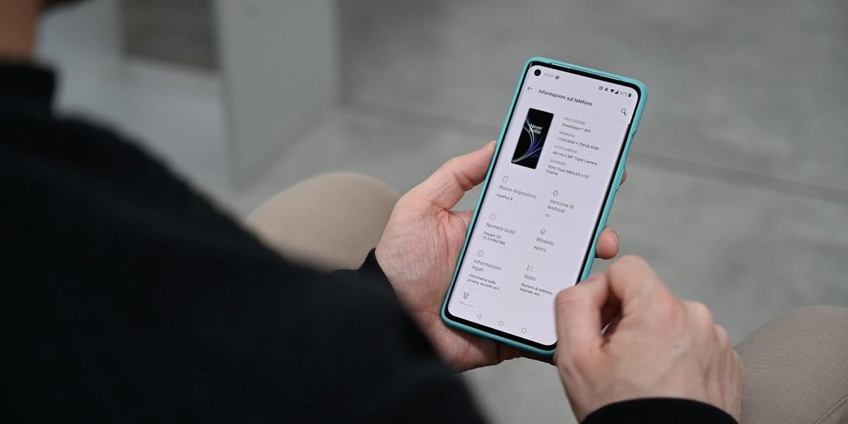 OnePlus 8 tombe à un prix irrésistible: sur Amazon à 499 ??