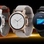 Motorola, montre intelligente haut de gamme avec Snapdragon Wear 4100 bientôt disponible