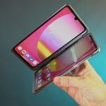 Smartphones LG mis à jour vers Android 11: quand et quels modèles