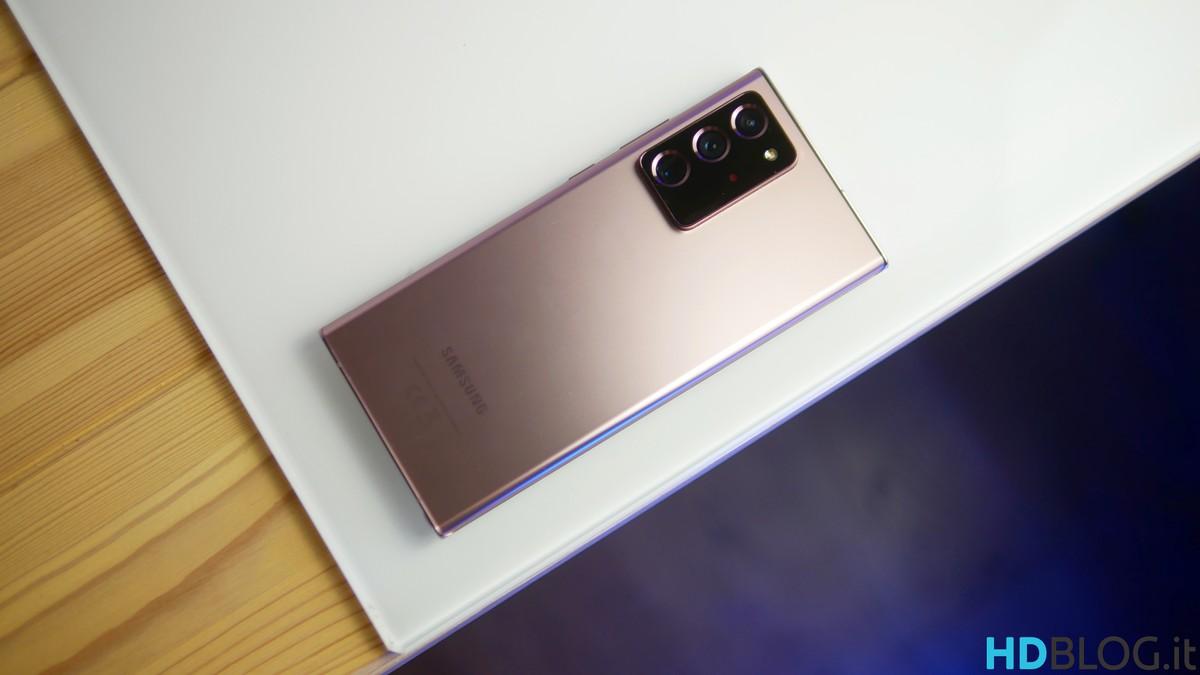 Galaxy Note en 2021?  Samsung confirme qu'il n'est peut-être pas là