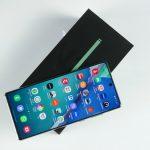Samsung Galaxy Note 20 5G sur l'offre de bombe Amazon avec écouteurs Buds Live gratuits