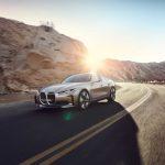 BMW i4, l'électrique prête à faire ses débuts: elle sera dévoilée demain 17 mars