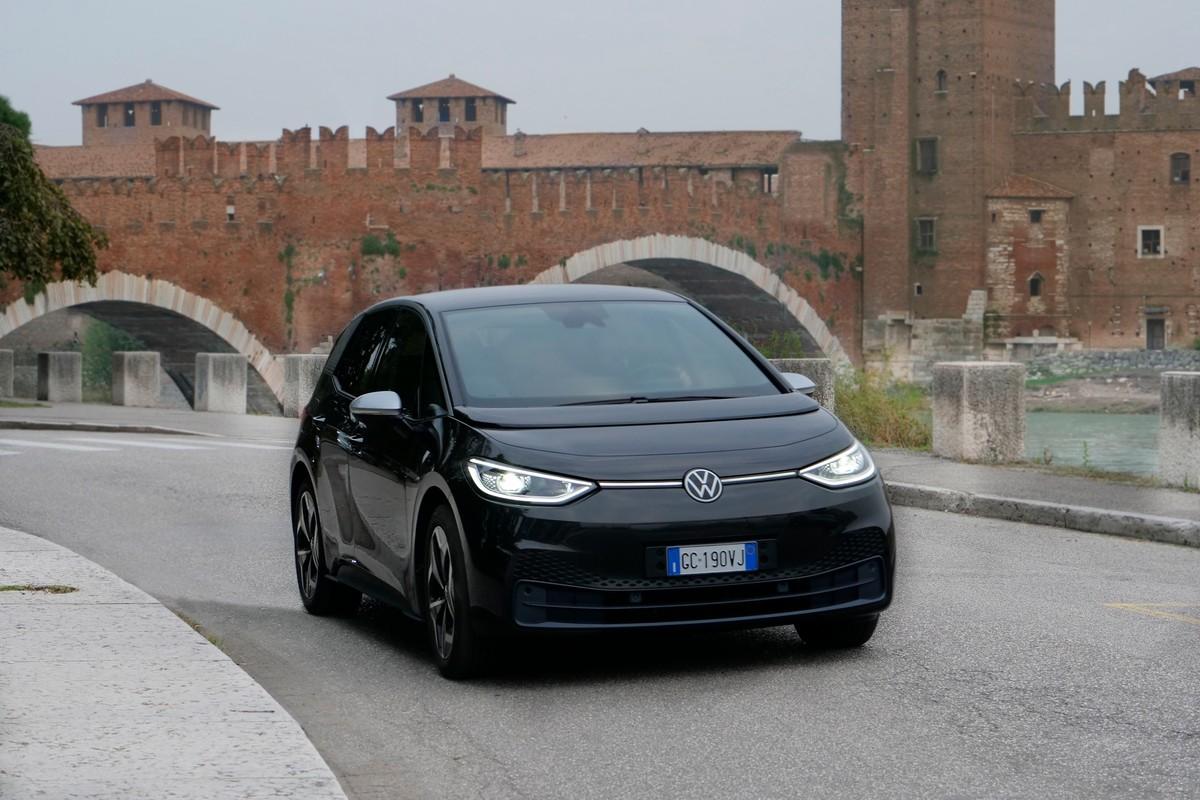 Volkswagen vise un million d'électricité en 2021