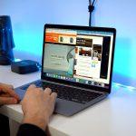 Apple, en 2022 panneaux Mini-LED également pour iPad Air et MacBook Air