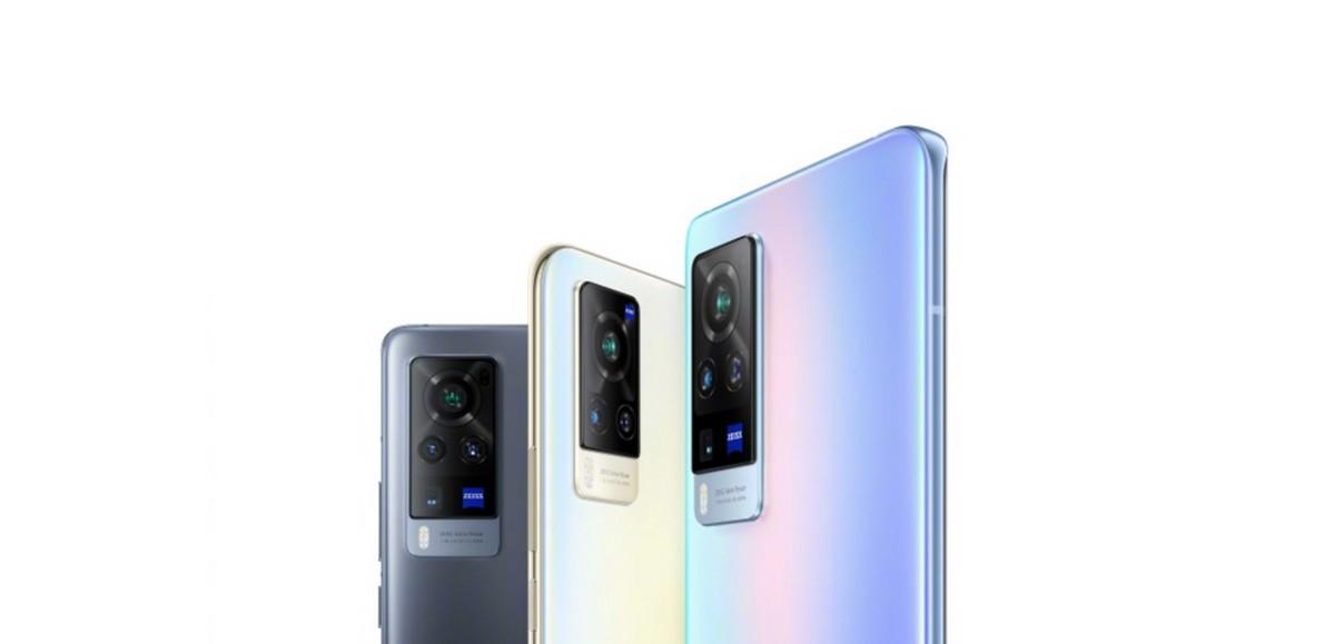 Vivo X60 avec Qualcomm Snapdragon 870 dans la version internationale