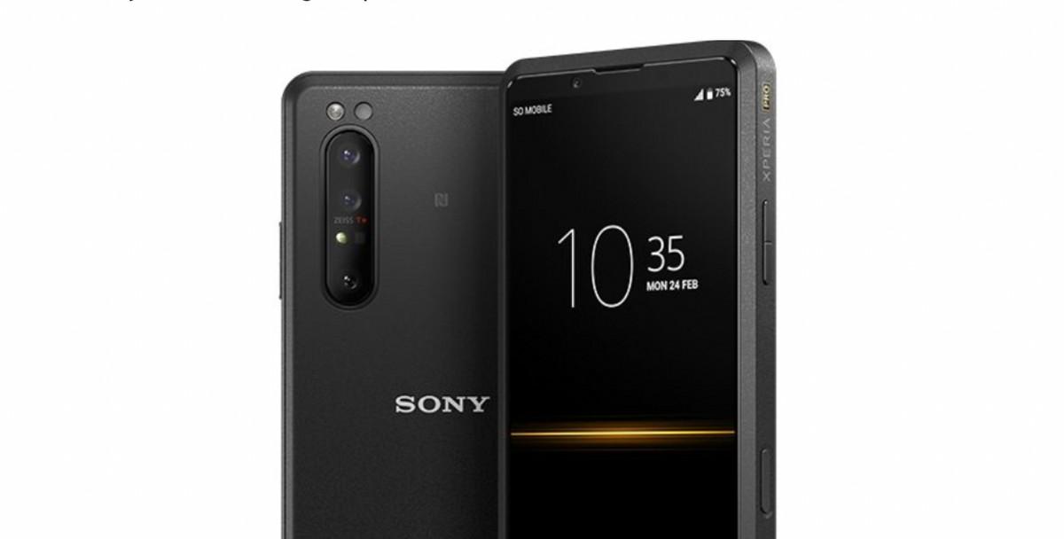 Sony Xperia Pro résiste à la torture de JerryRig