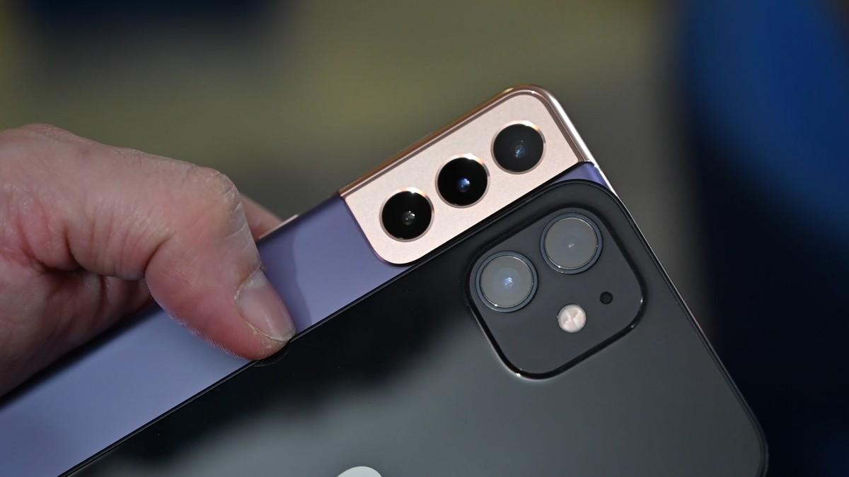 Fidélité à la marque: celle envers Apple croît fortement, celle de Samsung diminue