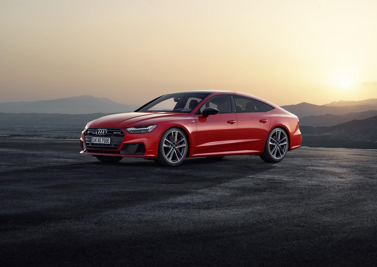 Audi A6 et Audi A7 Sportback: commandes ouvertes en Italie pour les nouveaux plug-ins