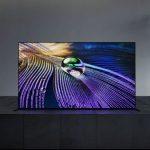 Téléviseur OLED Sony A90J: voici les prix européens