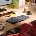 Logitech ERGO: nouveau clavier et souris pour améliorer le confort et l'ergonomie