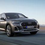 Audi Q5, la nouvelle génération de SUV hybride rechargeable arrive en Italie