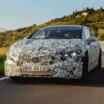 Mercedes EQS: une nouvelle vidéo teaser révèle quelque chose de plus sur l'intérieur