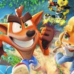 Crash Bandicoot: en fuite!  sifflement sur iOS et Android à partir du 25 mars