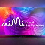 Les téléviseurs Philips 2021 vous permettront de personnaliser le son en fonction du profil d'audition