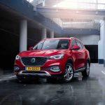 MG Motor revient en Italie et présente le SUV électrique MG ZS EV à ses débuts