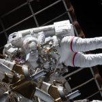Nouvelle sortie dans l'espace à l'extérieur de l'ISS, nous travaillons aujourd'hui sur des panneaux solaires |  En direct 11h30