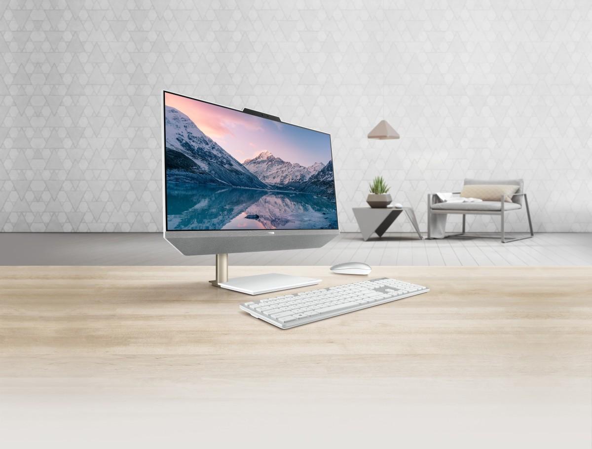ASUS Zen AiO 24 officiel: écran NanoEdge et Intel Core 10a
