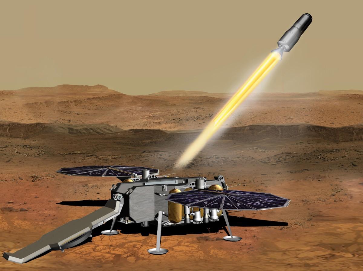 Mars Sample Return, le retour des échantillons de Mars de plus en plus concret