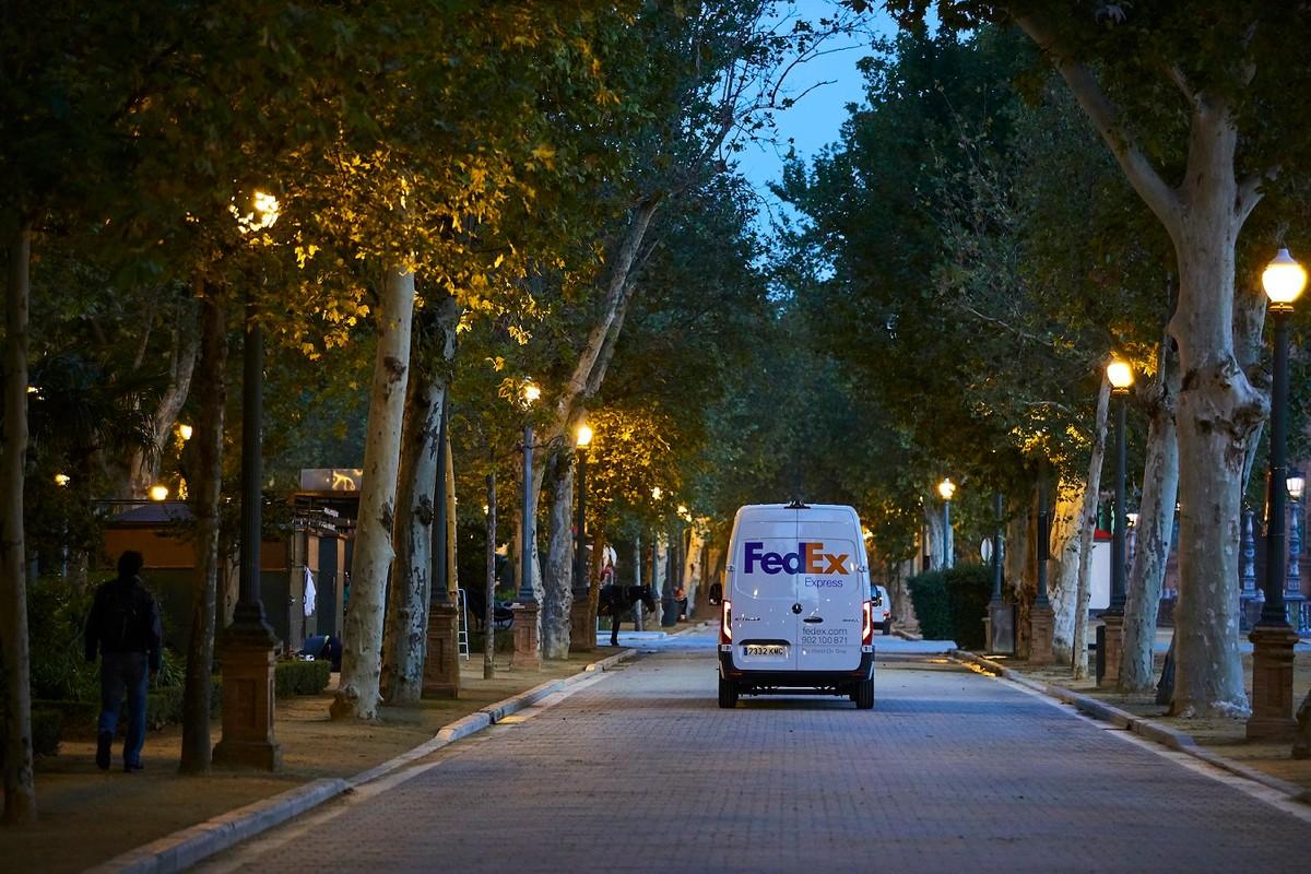 FedEx: d'ici 2040, sa flotte sera uniquement électrique