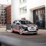 Audi Q4 e-tron, premier regard sur l'intérieur de l'électrique: il y aura de la réalité augmentée