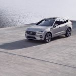 Volvo XC60, le restylage apporte l'infodivertissement avec Android