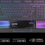 Samsung SSD 980 officiel: caractéristiques techniques et prix