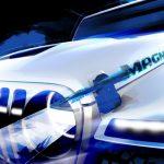 Jeep, nouveau teaser du concept électrique: s'appellera-t-il Magneto?