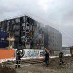OVH en feu: un énorme incendie détruit le centre de données de Strasbourg.  De nombreux sites en panne
