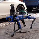 """Le NYPD déchaîne un """"chien robot"""" dans le Bronx"""