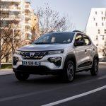 Dacia Spring, les commandes sont en cours: en Italie à partir de 9460 euros avec incentives