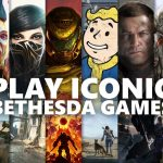 Le Xbox Game Pass est désormais enrichi de 20 grands classiques de Bethesda