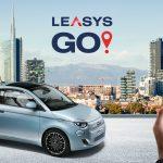 LeasysGO!, L'autopartage de la 500 électrique débarque à Milan