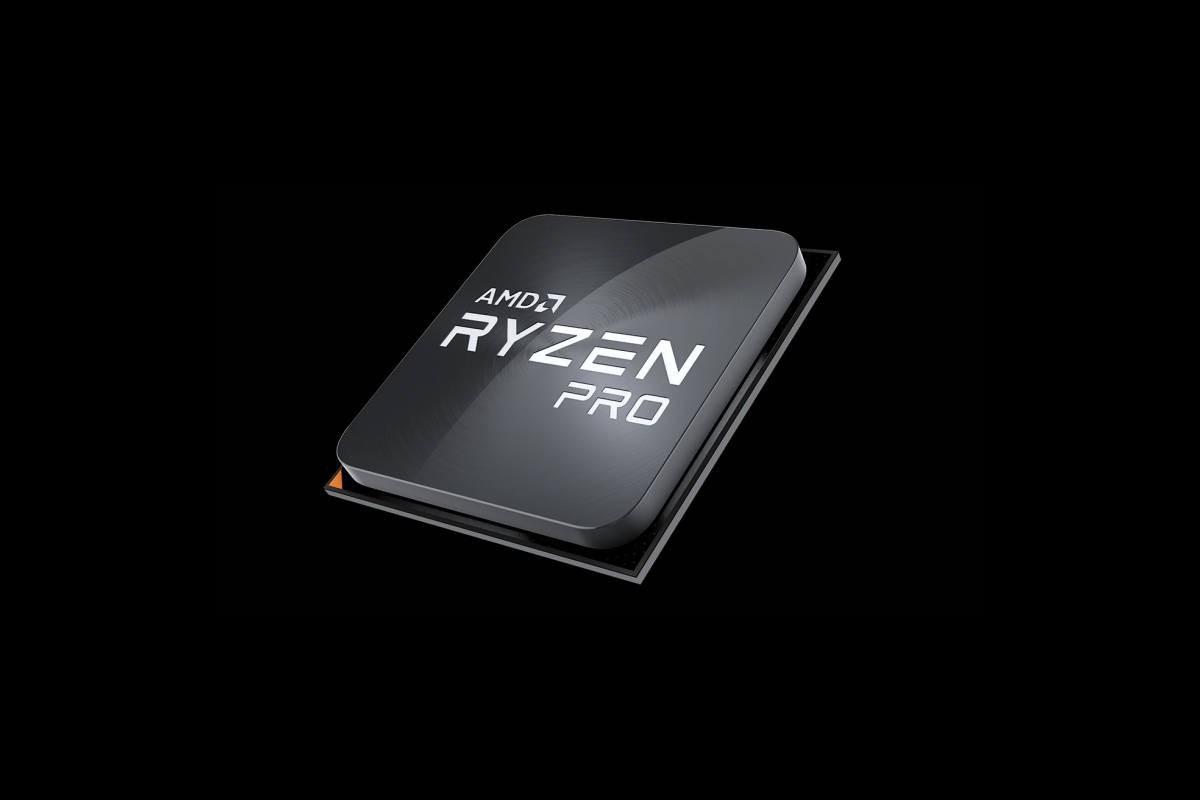 AMD Ryzen PRO 5000 officiel: nouveaux processeurs pour ordinateurs portables professionnels