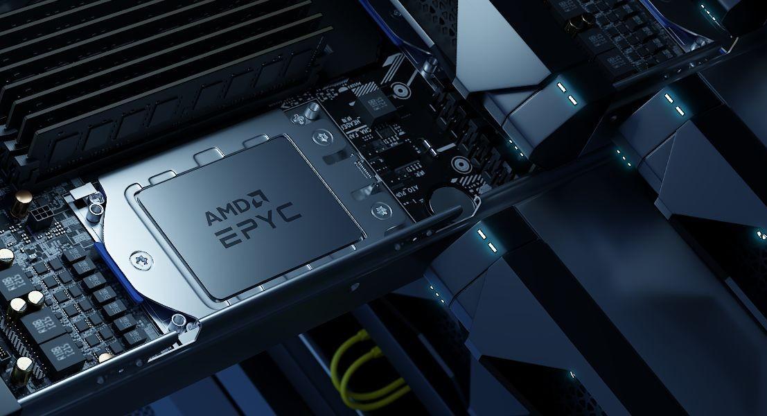 """AMD annonce les processeurs EPYC """"Milan"""" avec le cœur Zen 3"""