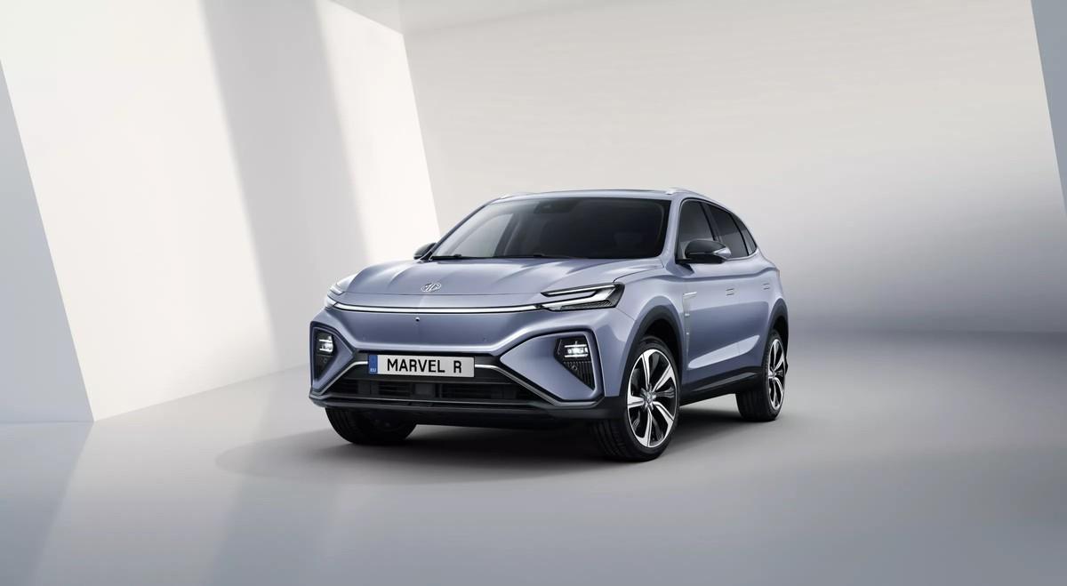 MG dévoile un break électrique et un nouveau SUV.  Les ventes commenceront à l'automne