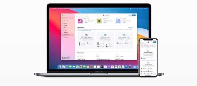 Application de confidentialité d'Apple: voici les applications qui collectent le plus de données utilisateur